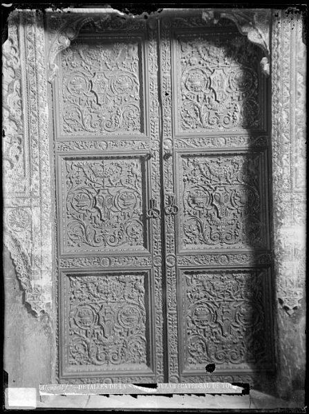 Catedral-Puerta de la Sala Capitular_CA-0266-VI