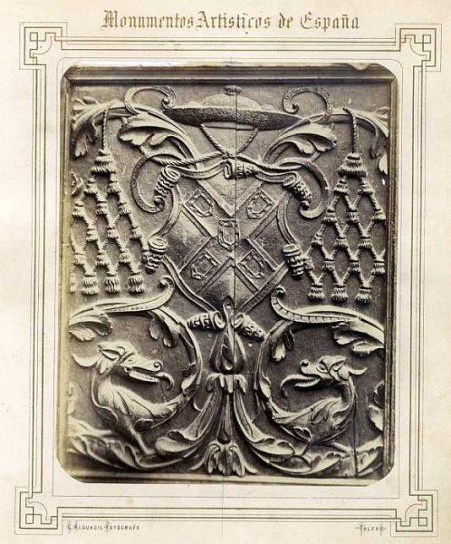Catedral-Puerta de los Leones - Tablero del Renacimiento-Colección Luis Alba_LA-832020-PA