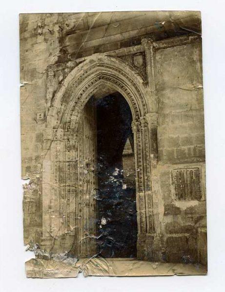 Catedral-Puerta del Niño Perdido - Exterior-Colección Luis Alba_LA-234193-PA