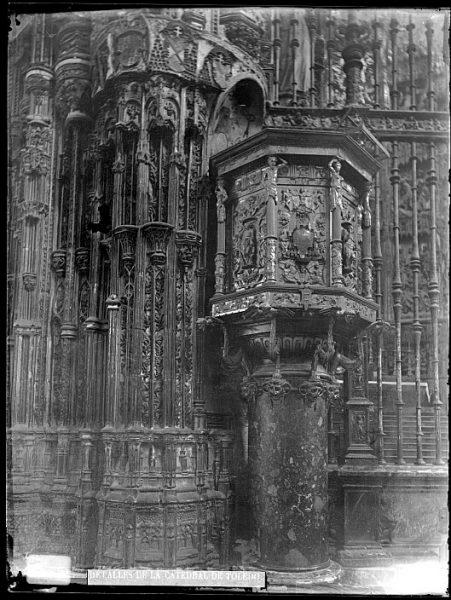 Catedral-Púlpito de la Capilla Mayor_CA-0070-VI