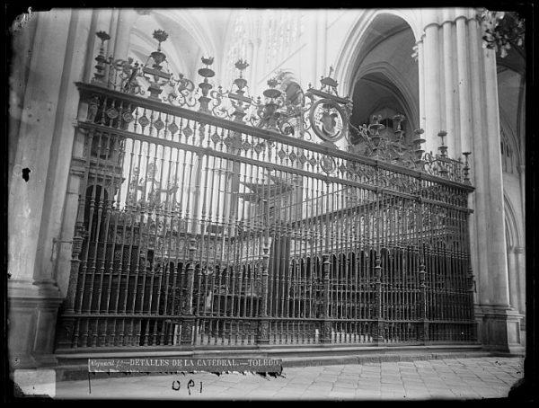 Catedral-Rejas del coro_CA-0226-VI