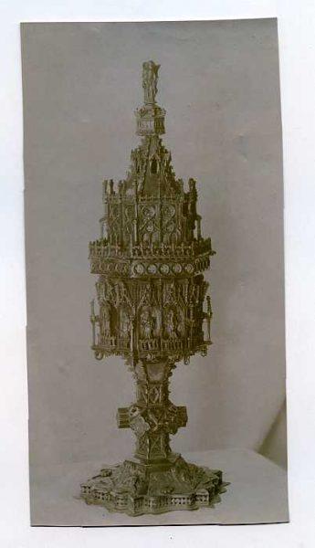 Catedral-Relicario de plata-Colección Luis Alba_LA-634204-PA