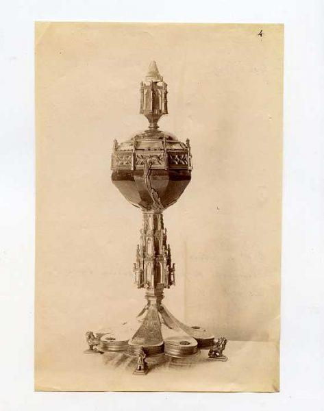 Catedral-Relicario de plata-Colección Luis Alba_LA-934185-PA