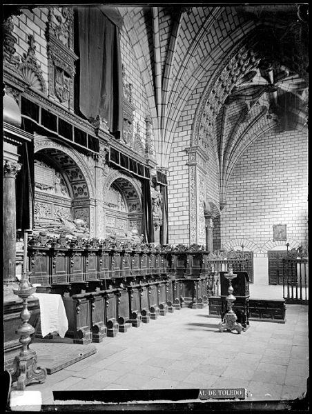 Catedral-Sillería de la Capilla de Reyes Nuevos_CA-0087-VI