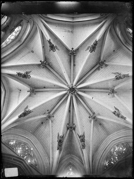 Catedral-Techo de la capilla de D Álvaro de Luna_CA-0057-VI