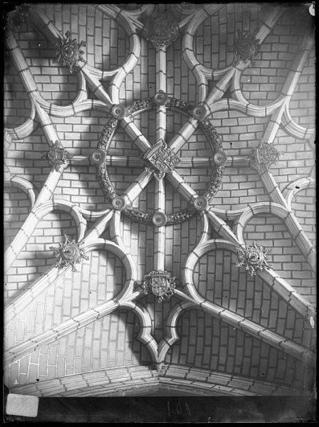 Catedral-Techo de la Capilla de Reyes Nuevos_CA-0091-VI