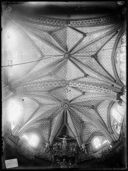 Catedral-Techo de la Capilla Mayor_CA-0080-VI