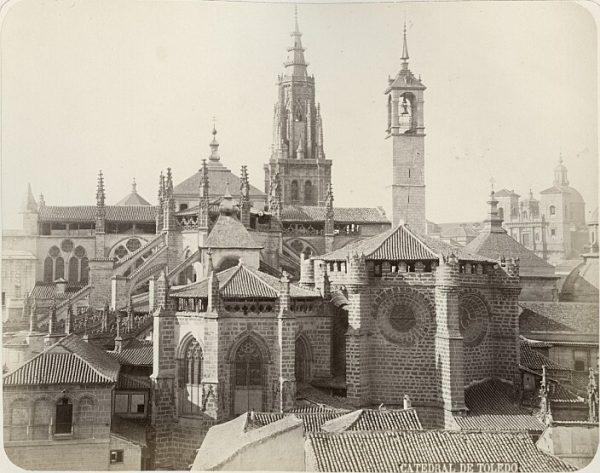 Catedral-Vista exterior con la Torre del Reloj_CA-0308-PA