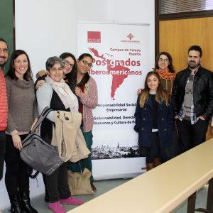 ontinúa la colaboración del Ayuntamiento con la Fundación de la UCLM en el IV Postgrado Iberoamericano de Gobernabilidad