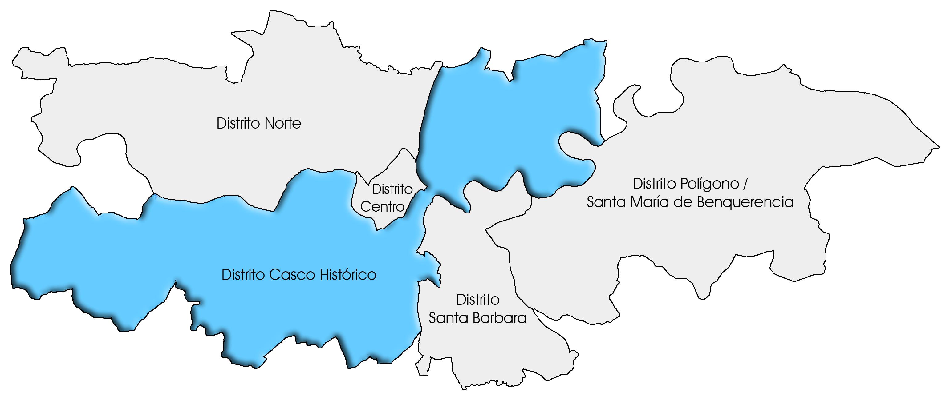 Distrito Casco Histórico