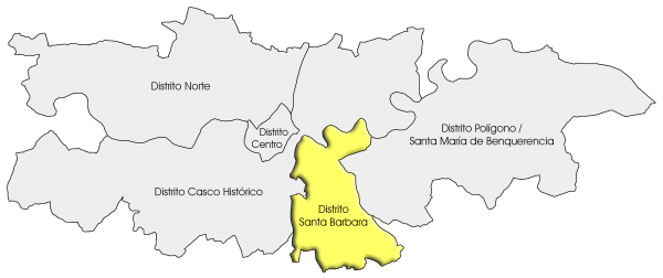 Distrito Santa Bárbara