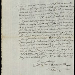 10. Un soldado francés muere en Toledo en el año 1813