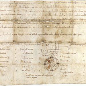 40. ¿Cuál es el documento más antiguo del Archivo?