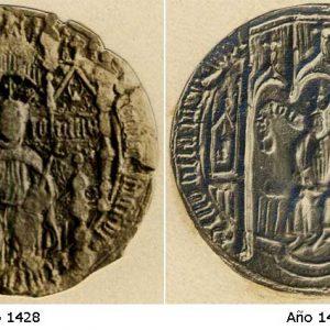 41. ¿Cómo era el Sello de la ciudad de Toledo en la Edad Media?
