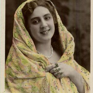 43. ¿Hubo en parís, hacia 1900, una actriz famosa llamada Bianca de Toledo?