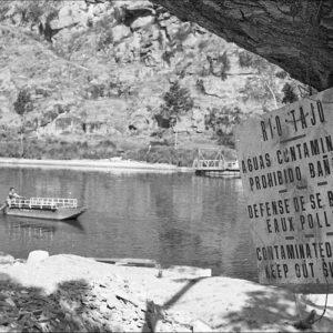 46. ¿Cuándo se prohibió el baño en el río Tajo a su paso por Toledo?