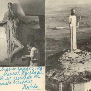 48. Recordatorio fúnebre del escultor Victorio Macho - 1966