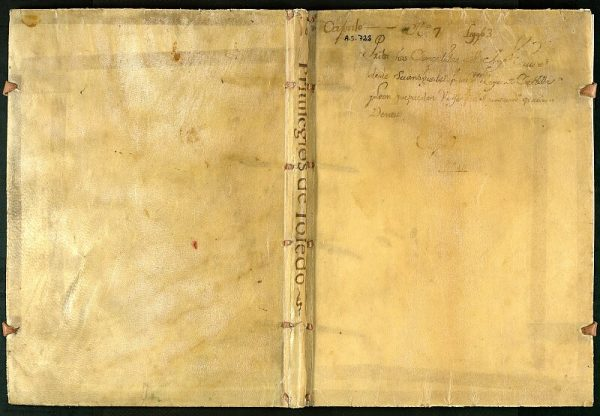 El Libro de los Privilegios de Toledo 01