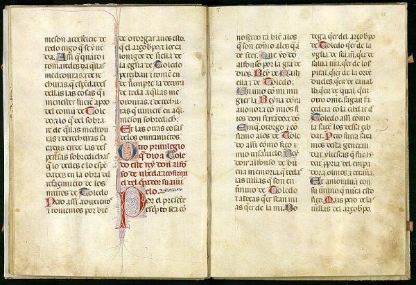 El Libro de los Privilegios de Toledo 15