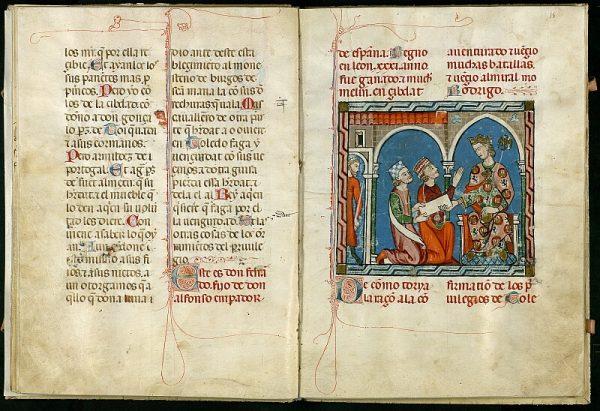 El Libro de los Privilegios de Toledo 17