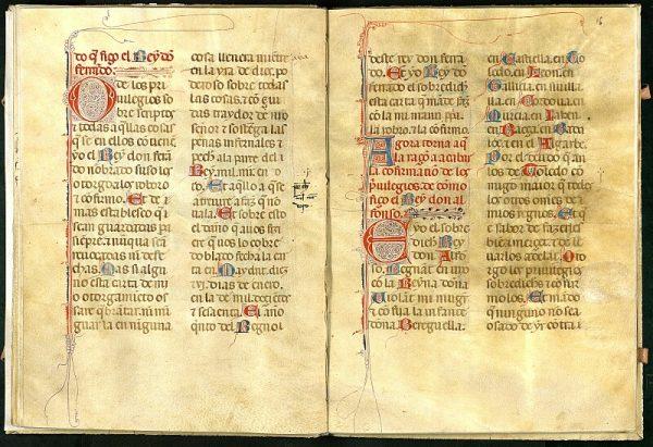 El Libro de los Privilegios de Toledo 18
