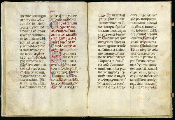 El Libro de los Privilegios de Toledo 19