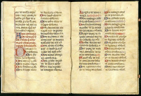 El Libro de los Privilegios de Toledo 20