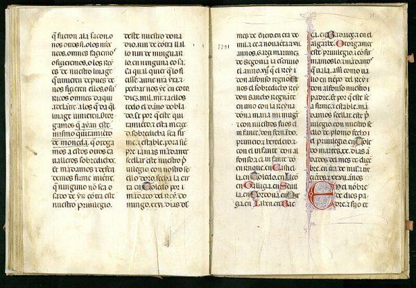 El Libro de los Privilegios de Toledo 27