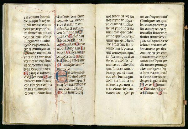 El Libro de los Privilegios de Toledo 29