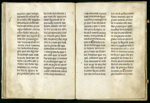 El Libro de los Privilegios de Toledo 31