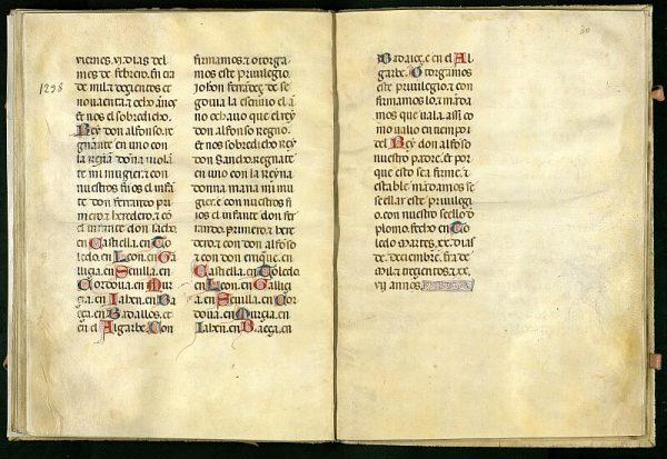 El Libro de los Privilegios de Toledo 32