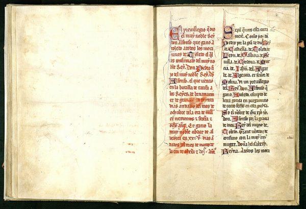 El Libro de los Privilegios de Toledo 33