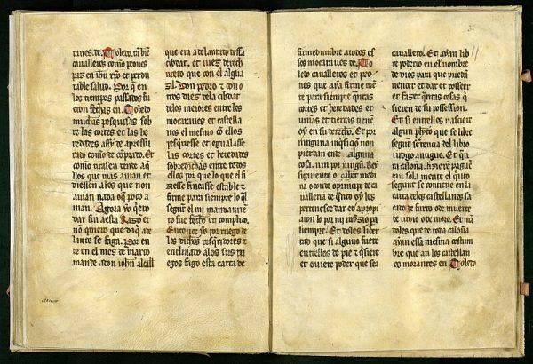 El Libro de los Privilegios de Toledo 34