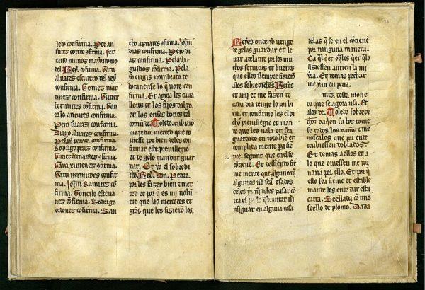 El Libro de los Privilegios de Toledo 36