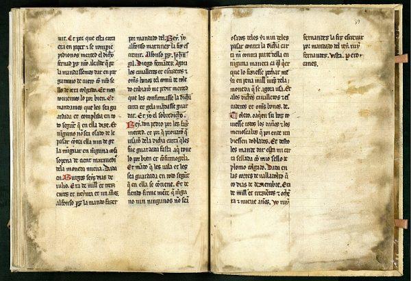 El Libro de los Privilegios de Toledo 41