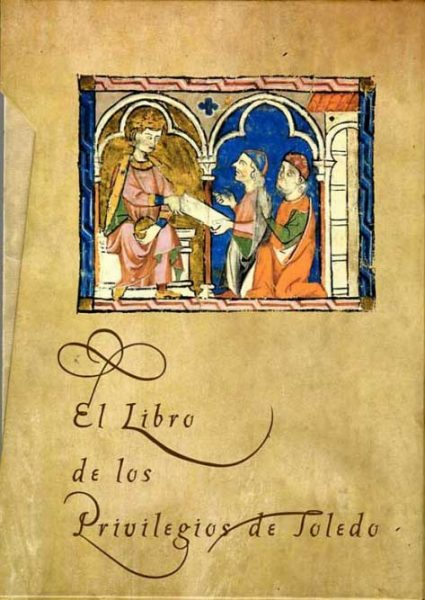 El Libro de los Privilegios de Toledo