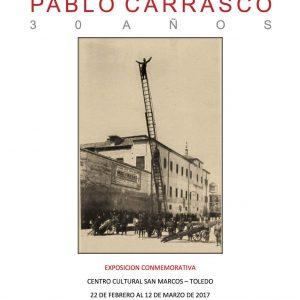 xposición conmemoración 153 años de Bomberos de Toledo-30 años Pablo Carrasco