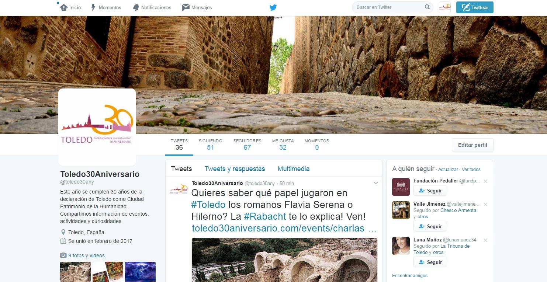 Toledo 30 Aniversario da a conocer su…