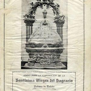Himno para la Coronacion de la Virgen del Sagrario (1926)