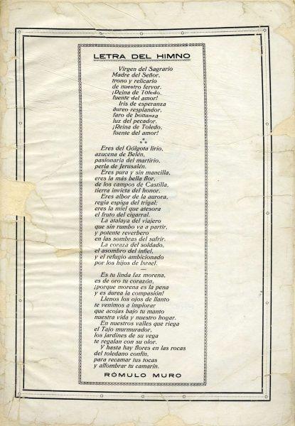 Himno para la Coronacion de la Virgen del Sagrario - 1926_Página_11