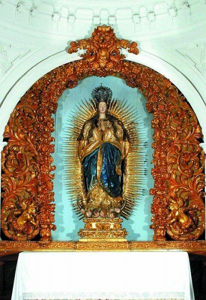 Inmaculada Concepción Sala Capitular Alta 01