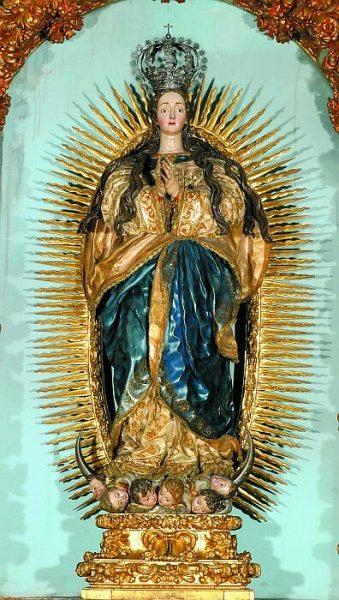 Inmaculada Concepción Sala Capitular Alta 02