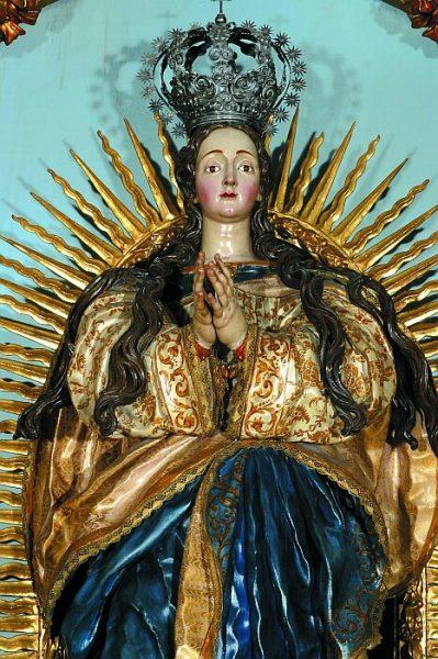 Inmaculada Concepción Sala Capitular Alta 03