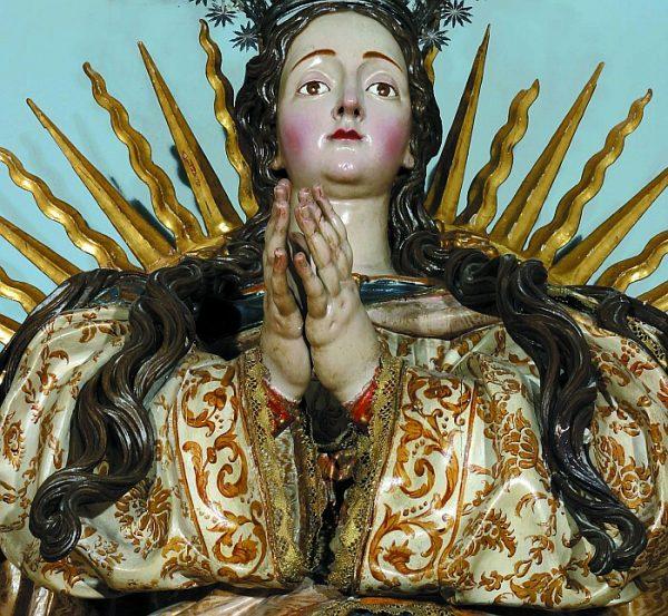 Inmaculada Concepción Sala Capitular Alta 06