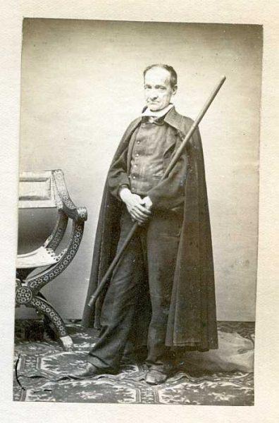 LA-1137068-PA_Hombre con su vestimenta de la festividad del Corpus-Colección Luis Alba
