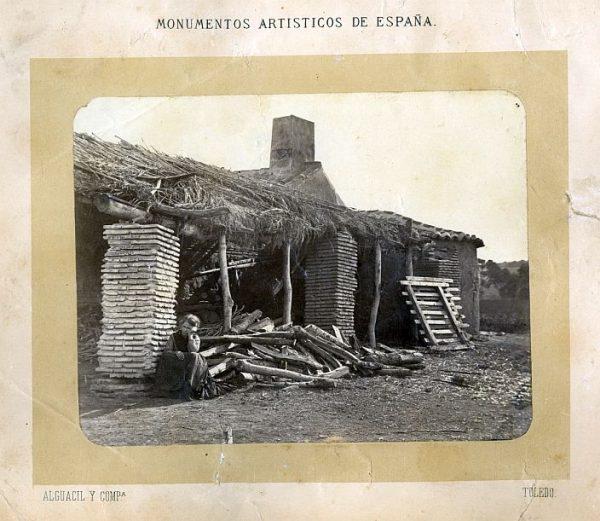 LA-1232079-PA_Detalle de los alrededores de Toledo-Colección Luis Alba