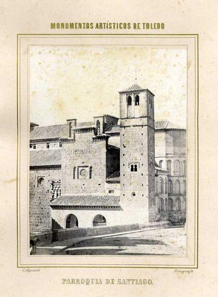 LA-132076-PA_Iglesia de Santiago del Arrabal-Vista exterior-Colección Luis Alba