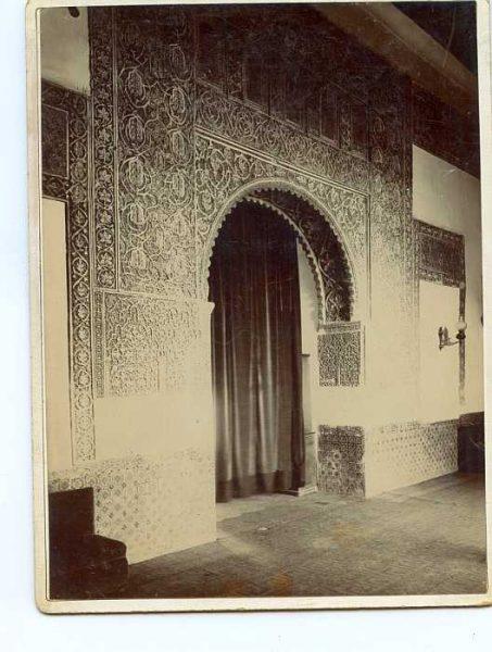 LA-134004-PA_Casa de Mesa-Detalle de la puerta-Colección Luis Alba