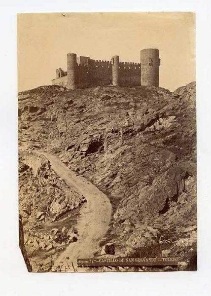 LA-134147-PA_Vista general del Castillo de San Servando-Colección Luis Alba