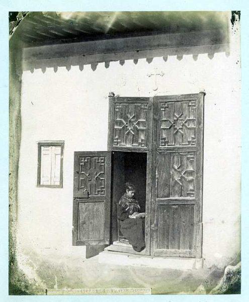 LA-136022-PA_Casa del Greco-Patio-Colección Luis Alba